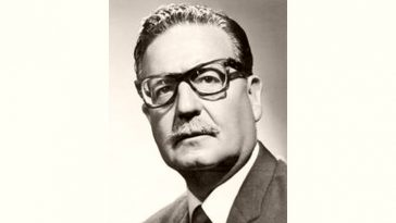 Salvador Allende Age and Birthday