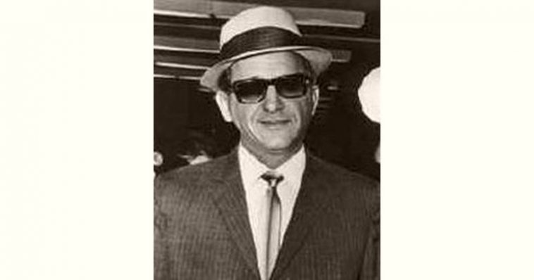 Sam Giancana Age and Birthday