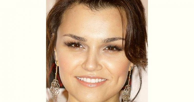 Samantha Barks Age and Birthday