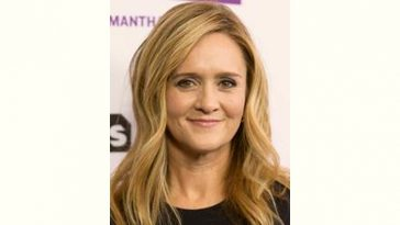 Samantha Bee Age and Birthday