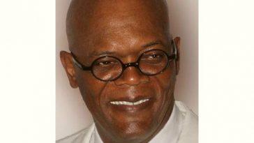 Samuel Jackson Age and Birthday