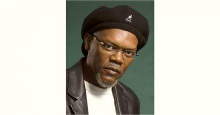 Samuel L. Jackson Age and Birthday
