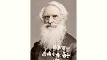 Samuel Morse Age and Birthday