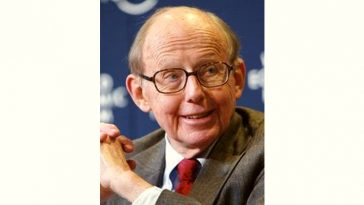 Samuel P. Huntington Age and Birthday