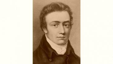 Samuel Taylor Coleridge Age and Birthday