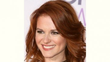 Sarah Drew Age and Birthday