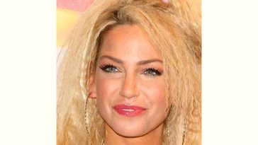 Sarah Harding Age and Birthday