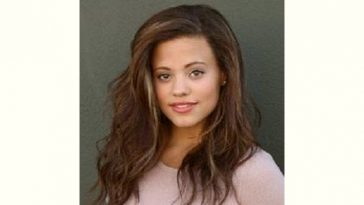 Sarah Jeffery Age and Birthday