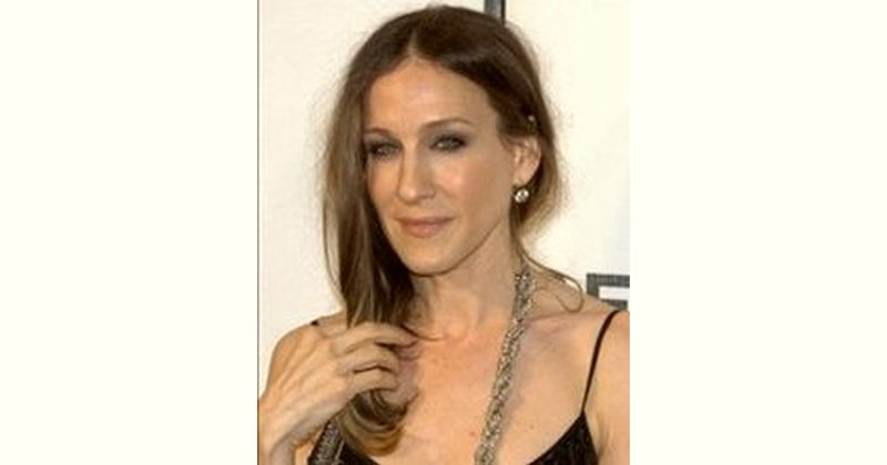 Sarah Jessica Parker Age and Birthday