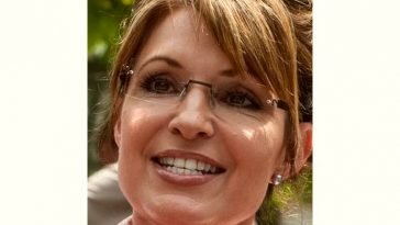 Sarah Palin Age and Birthday
