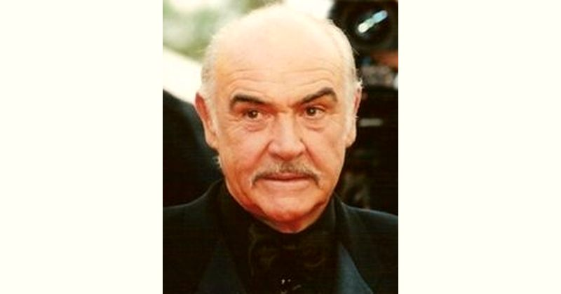 Sean Connery Age and Birthday