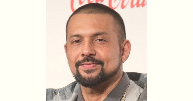 Sean Paul Age and Birthday