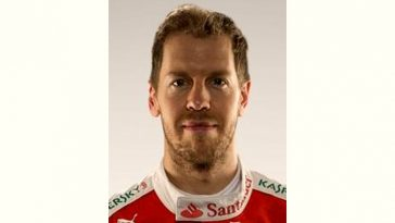 Sebastian Vettel Age and Birthday