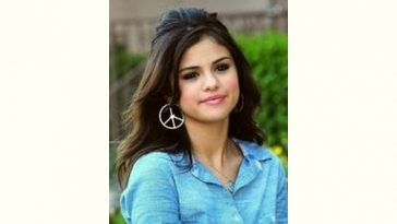 Selena Gomez Age and Birthday