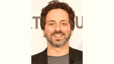 Sergey Brin Age and Birthday