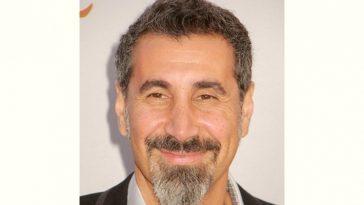 Serj Tankian Age and Birthday