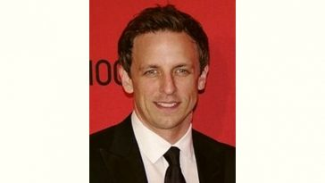 Seth Meyers Age and Birthday