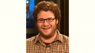 Seth Rogen Age and Birthday