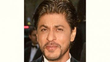 Shahrukh Khan Age and Birthday