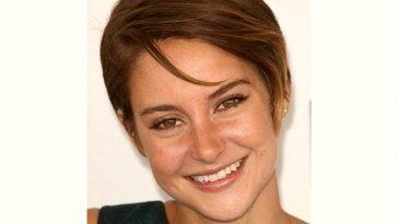 Shailene Woodley Age and Birthday