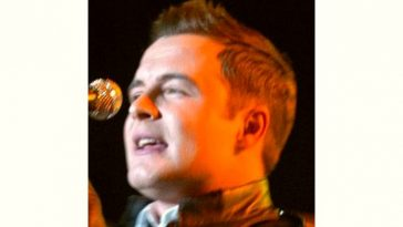 Shane Filan Age and Birthday