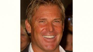Shane Warne Age and Birthday