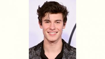 Shawn Mendes Age and Birthday