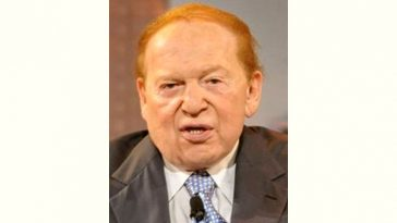 Sheldon Adelson Age and Birthday