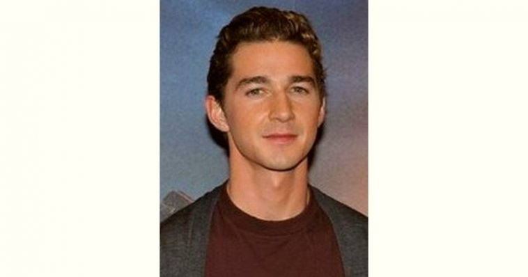 Shia Labeouf Age and Birthday