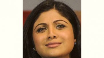 Shilpa Shetty Age and Birthday