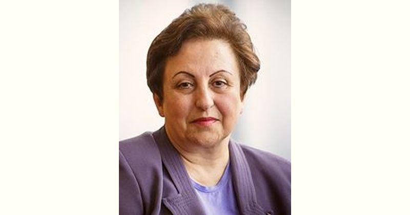 Shirin Ebadi Age and Birthday