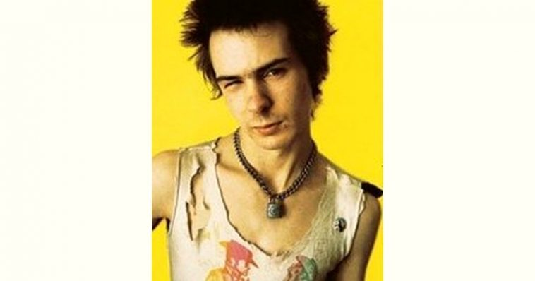 Sid Vicious Age and Birthday