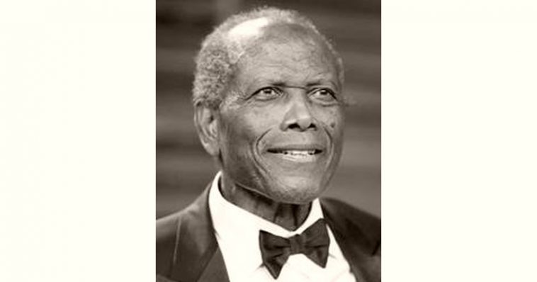 Sidney Poitier Age and Birthday