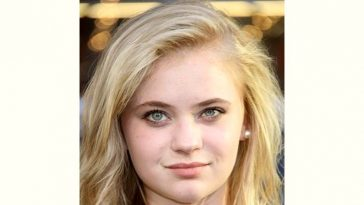 Sierra Mccormick Age and Birthday