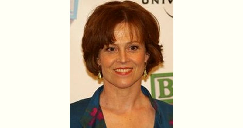 Sigourney Weaver Age and Birthday