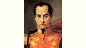 Simón Bolívar Age and Birthday