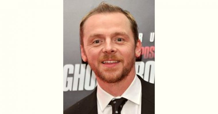 Simon Pegg Age and Birthday