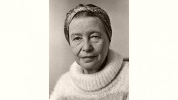 Simone de Beauvoir Age and Birthday