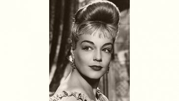 Simone Signoret Age and Birthday