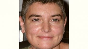 Sinead Oconnor Age and Birthday