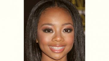 Skai Jackson Age and Birthday