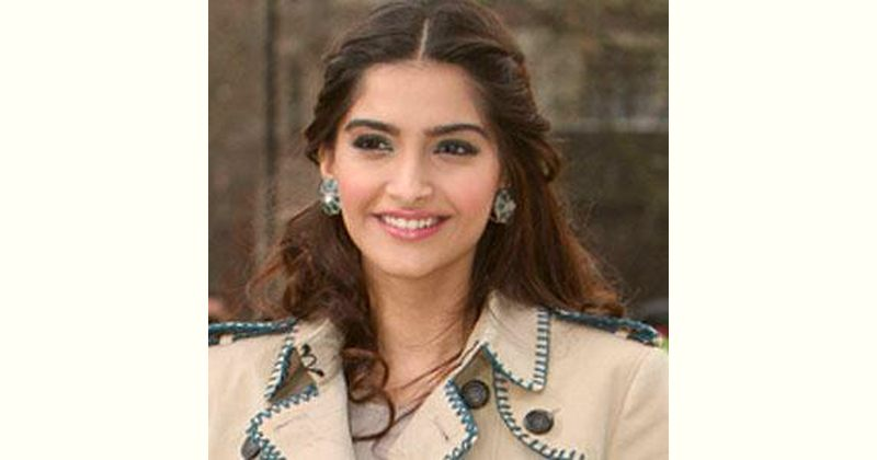 Sonam Kapoor Age and Birthday