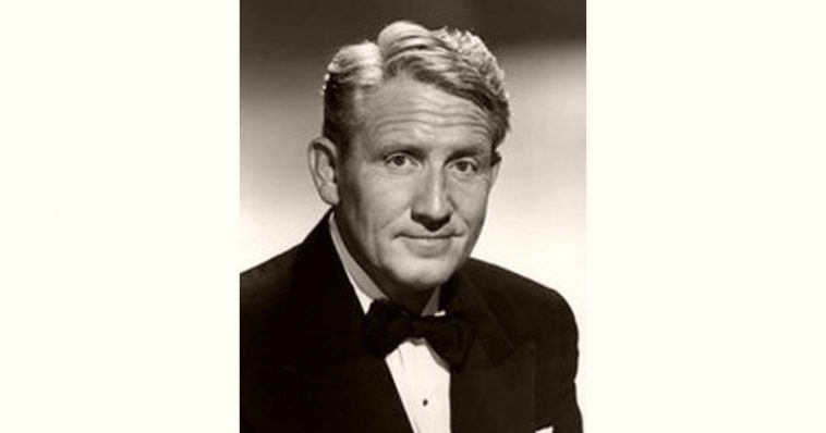 Spencer Tracy Age and Birthday