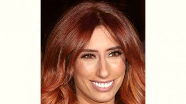 Stacey Solomon Age and Birthday