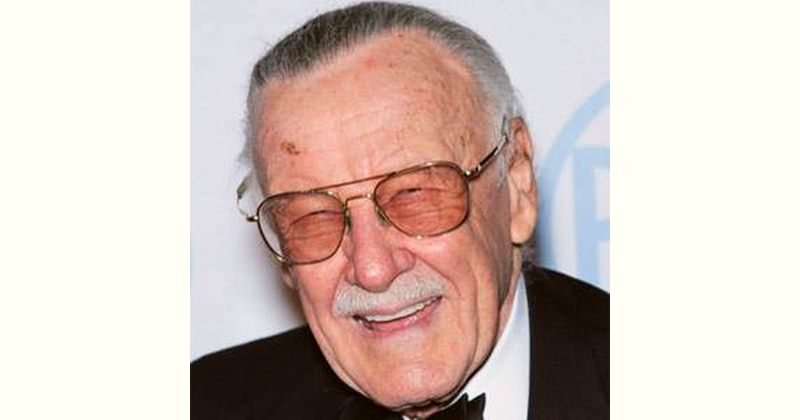 Stan Lee Age and Birthday
