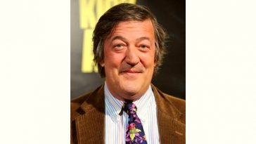 Stephen Fry Age and Birthday