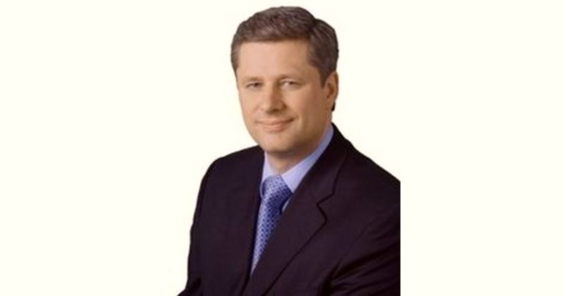 Stephen Harper Age and Birthday