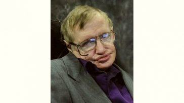 Stephen Hawking Age and Birthday