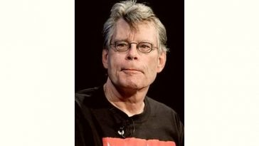 Stephen King Age and Birthday