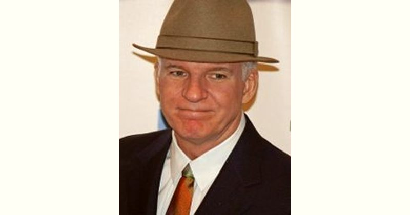 Steve Martin Age and Birthday